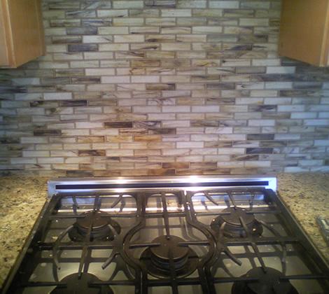 kitchen backsplash tile by joey
